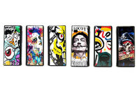 Komodo C3 C5 C6 Variable Voltage Box Mod Amigo Max Vape Pen 510 Thread 650mah Capacity
